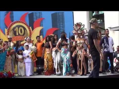 Sri Lankan Day 2013 Fashion show