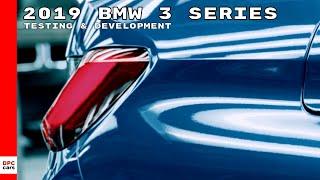 2019 BMW 3 Series Testing & Development