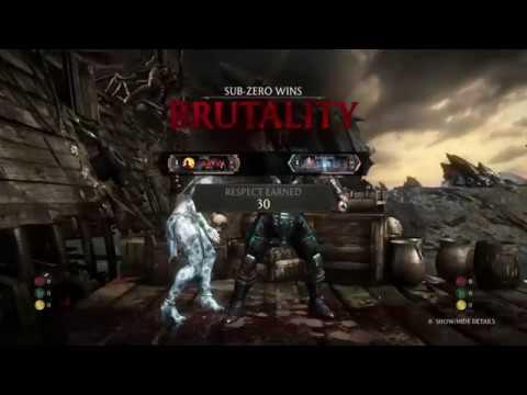 Mortal Kombat XL AFRICA online PSN Tournament week 2