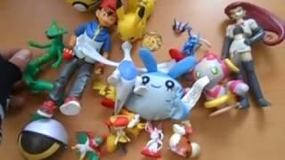 Pokepsula - Mi Colección De Juguetes De Pokémon Parte 9