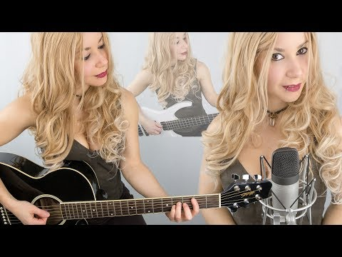 Shakira - Whenever, Wherever ~ Full Cover by Federica Putti