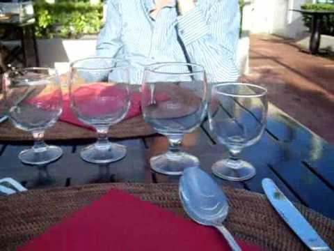 Solenzara Restaurant In Menton