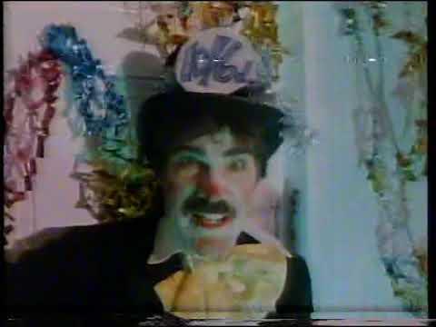 ITV Tiswas - Adam & The Ant Wish A Merry Xmas/Lindisfarne/Snowmen (Dec 1981) BETAMAX