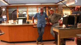 Longmire - Informal interview with Robert Taylor and Craig Johnson