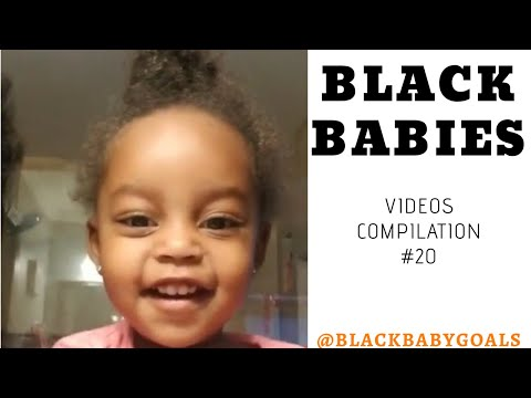 BLACK BABIES Videos Compilation #20 | Black Baby Goals