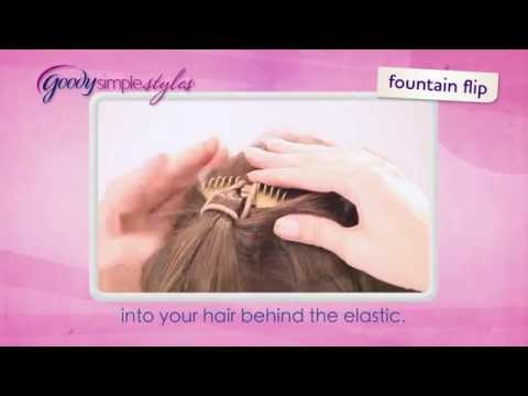 how to use goody volume boost barrette