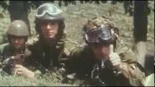 Romanian Paratroopers vs Hungarian Army 1988