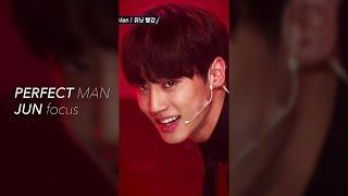171202 더 유닛 직캠 유키스 준「Perfect Man」 vertical 신화 SHINHWA.