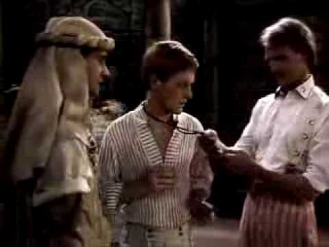 Fifth Doctor/Turlough - Lying From You