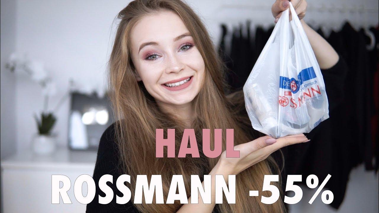 HAUL: ROSSMANN -55%