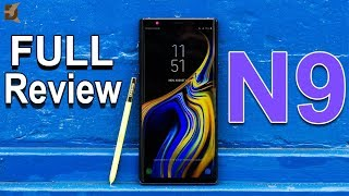 Samsung Galaxy Note 9 Review - The Total Package!!!!