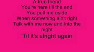 Miley Cyrus- True Friend