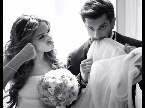 Бипаша Басу и Каран Сингх Гровер~Свадебные фото