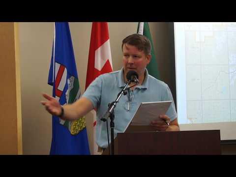 Sept  12 evening SW Alberta wildfires update