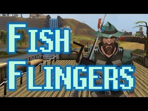 Trimmed Completionist Guides - Fish Flingers!