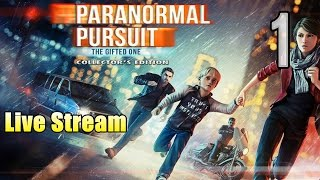 Paranormal Pursuit: The Gifted One CE [01] w/YourGibs - CHILD LOCKED IN BASEMENT - OPENING - Part 1