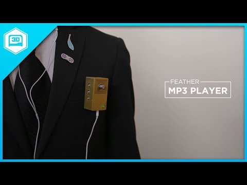 Feather MP3 Player - Gordon Cole