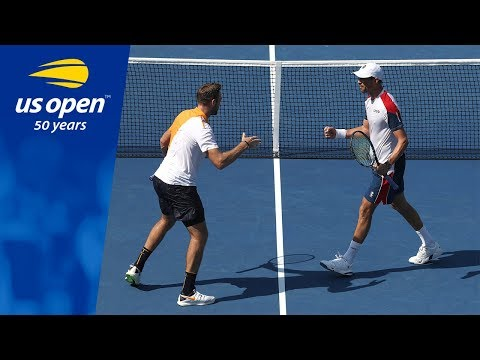 Jack Sock & Mike Bryan In Championship Form