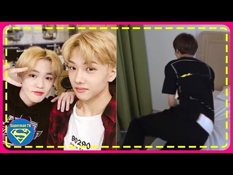 NCT Chenle Was Laughing So Loud From The Next Room That Jisung Had To Call Him Out From His Own Room