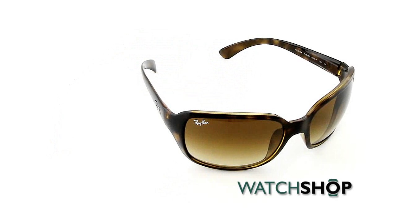 54787d9883 Ray-Ban Ladies  RB4068 Sunglasses (RB4068-710 51-60) - YouTube
