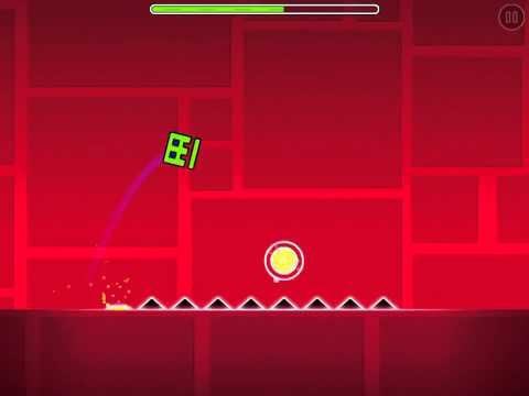 Geometry Dash - Nivel 4 - Dry Out