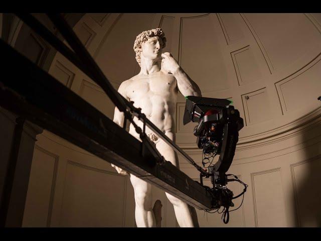至宝の芸術群!映画『フィレンツェ、メディチ家の至宝 ウフィツィ美術館3D・4K』予告編