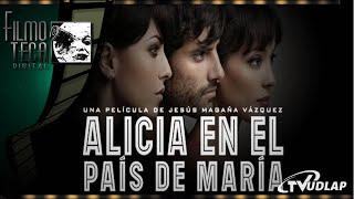 Barbara Mori nos habla de la película Alicia en el País de María parte 1 | Filmoteca Digital TVUDLAP