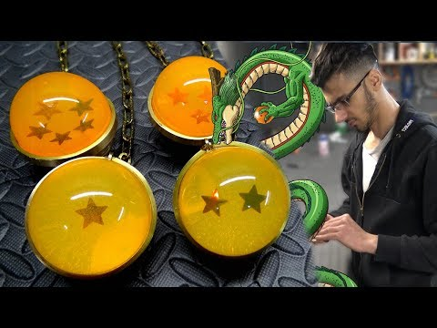 Faire les 7 boules de cristal Dragon Ball