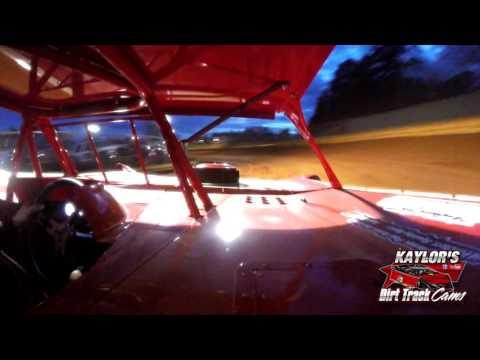 David McCoy Wins at Toccoa Raceway IN CAR Camera