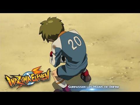 "Inazuma Eleven - 89 ""Surpasser les Mains de l'Infini"""