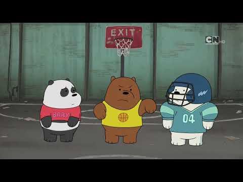 CN RSEE Promo - We Bare Bears S03.2 (Russian/English)