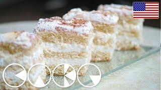 Wine Cream Cake Recipe