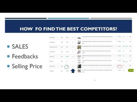 Amazon To Ebay Dropshipping With Zik Competitors Research Tool Find Best Things To Sell On Ebay