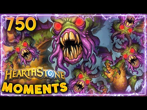 This Video Contains 0 SHUDDERWOCKS!!   Hearthstone Daily Moments Ep. 750