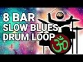 Download Free 8 BAR SLOW BLUES DRUM LOOP 65 bpm MP3 song and Music Video