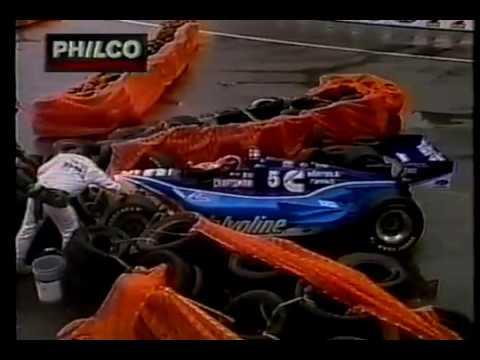INDY 1996 - GP de Detroit - 8ª etapa