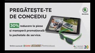 Campanie Service ŠKODA - Cybernet Auto Center