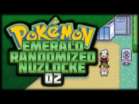 Let's Play Pokemon: Emerald | Part 02 | Short Lived Happiness!