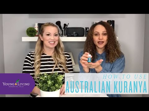 how-to-use-australian-kuranya-essential-oil-blend-|-young-living-essential-oils