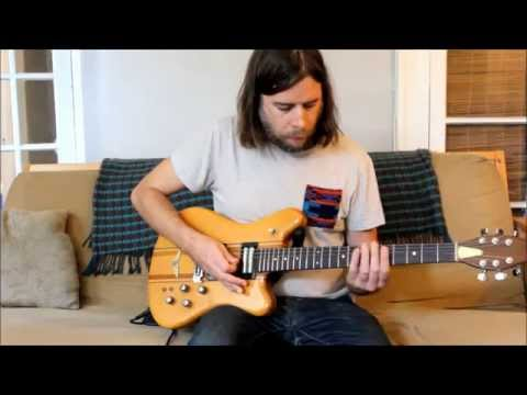 Psychedelic Modal Soloing Tutorial with Dave Heumann