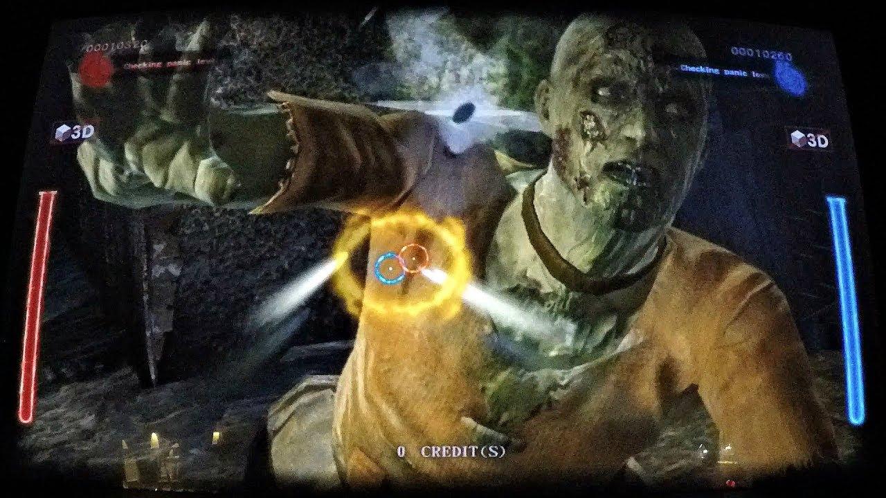 Dark Escape 4D Arcade Video Game - 2 Player FPS Crazy Fun Action