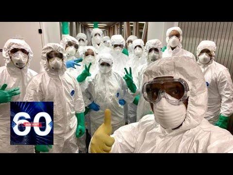 Пекин скрывает тайну коронавируса! Китайские учёные против. 60 минут от 18.02.20