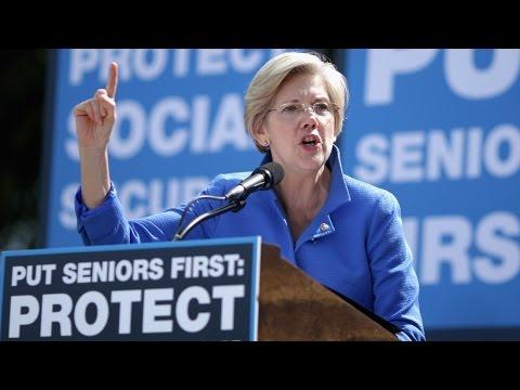 Elizabeth Warren For Treasury Secretary!
