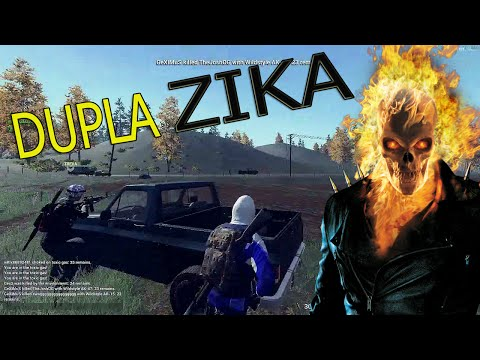 H1Z1 KING OF THE KILL - * FANTASMA E TREVA*
