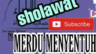 Sholawat merdu menyentuh hati || Audio mp3 for nada dering