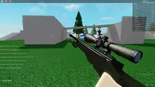 Roblox NSS(noscope sniping)-Gameplay #2
