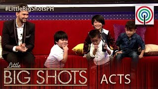 Little Big Shots Philippines: Cute Kids
