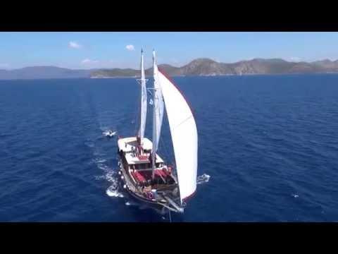 Sailing Diving, Yoga, Freediving and Blue Cruise MSY OKYANUS JD -TURKEY