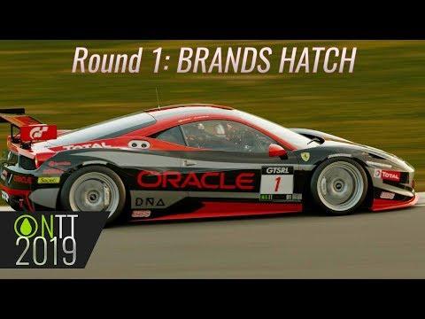 NTT 2019 Round 1: Brands Hatch