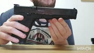 Gen 5 Glock 17 MOS // Home Defense Setup